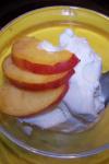 Yoghurt icecream