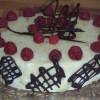 Vanillacream Torte