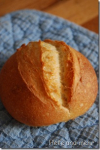 Baking course for Katrin: Part 1 - simple Rolls