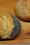 Poppy seeds and Sesame rolls