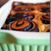Cacao rolls - Kakaós csigák