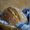 JT's Rustic bread with three preferments
