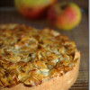 Apple cake Elfriede