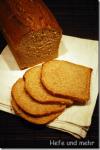 Joghurt-Honig-Vollkornbrot mit Pâte fermentée