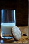 Spelt Oat Whole grain cookies