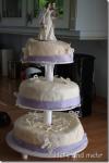 Wedding cake for my little Sister