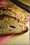 Three grains bread with Cider