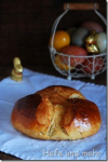 Easter pinze with sourdough