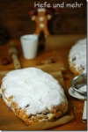 Christstollen - the same procedure as last year ...