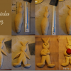 How to form a easter bunny (Variation 2)