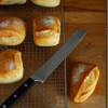 Breakfast Rolls with Yoghurt