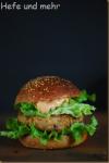 Three Grain Burger Buns