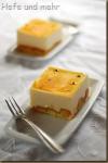 Peach Passionfruit Torte