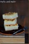 Custard Streusel Cake