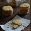 Hazelnut Cookies with Einkorn