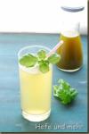Ginger Basil Lemonade