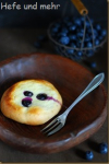Quark Blueberry Pastry