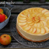 Apple Mousse Torte