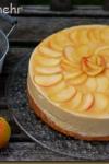 Apple Mousse Torte