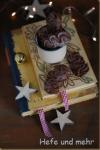 Chocolate Cardamom Sablés