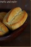 Bread Baking for Beginners I: Sour Cream Rolls