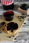 Blueberry Jam (without gelling sugar)