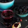 Blackberry Jam (without gelling sugar)
