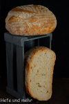 Wheat and Rye Bread 80/20