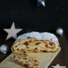 Christstollen with sweet Starter