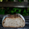 Porridge Bread with roasted Buckwheat