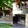 Baking course in a wood fired oven and a pizza dough recipe