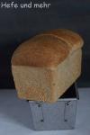 Spelt Sandwich Bread (60% Whole Grain)