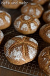 Buttery Whole Wheat Rolls