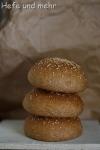 Spelt & Emmer Burger Buns