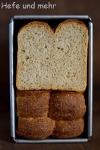 Whole Grain Kamut Sandwich Bread