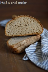 Summer evening bread