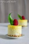 Little Lemon Cheesecakes