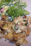 Sennen-Käsekartoffeln mit Kohlrabi