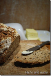 Hanf-Saaten-Brot