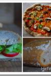 Pizzateig mit Sauerteig und Poolish…