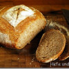 Einfaches Weizenbrot