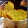 Kürbis-Sandwichbrot - besonders weich und fluffig