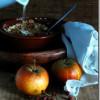 Apfelauflauf mit Haferflockenkruste