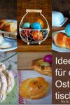 Ideen für den Ostertisch