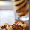 Blätterteig-Käse-Schnecken