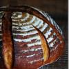 Süßkartoffel-Kichererbsen-Brot