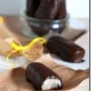 Kokos-Schokoladen-Riegel