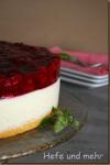 Rote Gütze-Torte