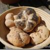 Kaiserbrötchen mit Pâte fermentée