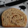 Mandel-Zimt-Spiral-Brot